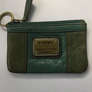 Fossil Mini Coin Bag/Wallet